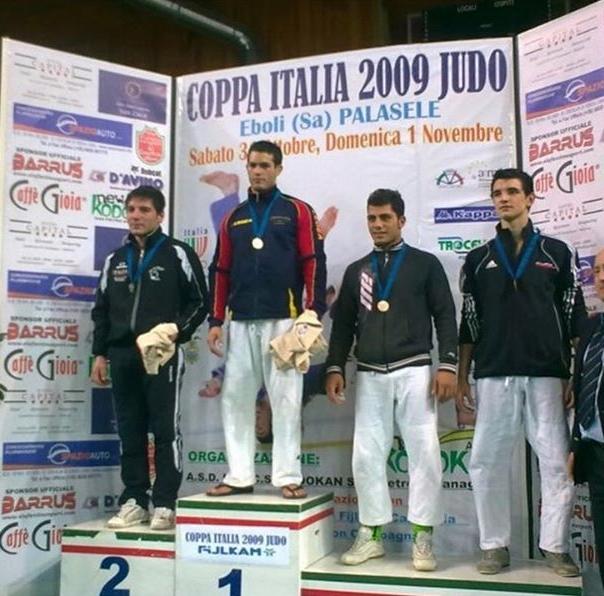 Jeremy Parisi Judo Coppaitalia