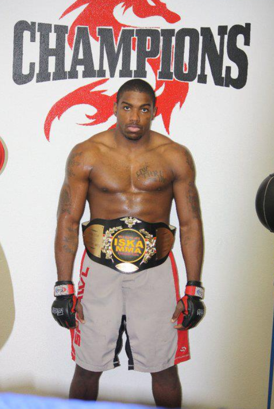 Walt Harris UFC Awards