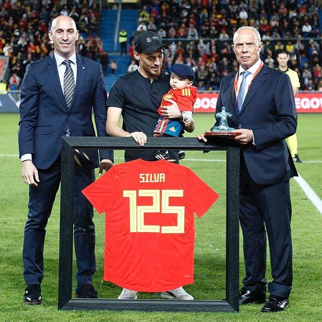 David Silva Spanish Football Career