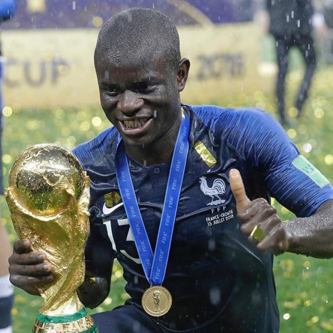 World Champion #fiersdetrebleus