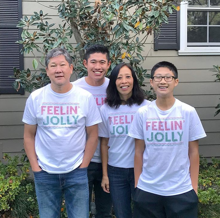 Collin Morikawa Family