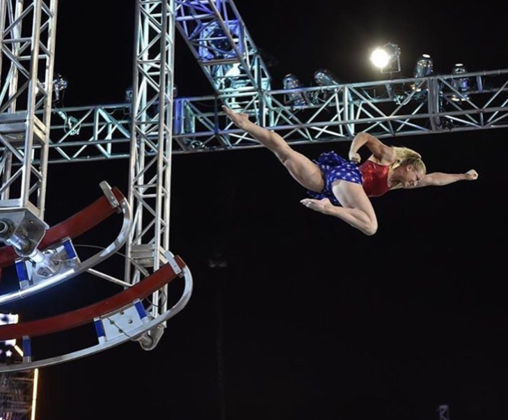 Supergirl, Jessie Graff Crushes The Impossible American