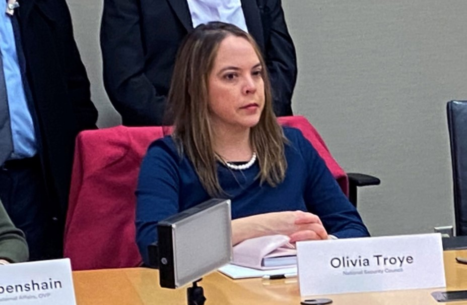Olivia Troye