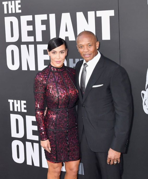 Dr. Dre and Nicole Yong Married 21 years!!!
