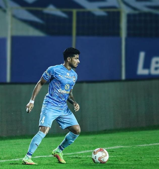 Indian Professional Footballer Amey Ranawade