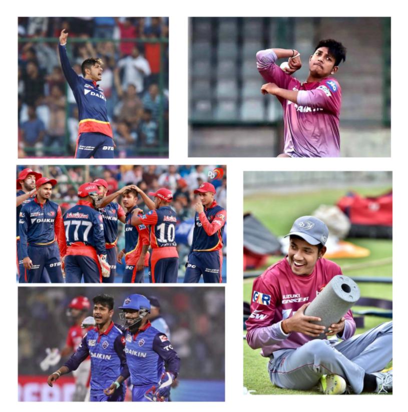 Sandeep Lamichhane Delhi Capitals