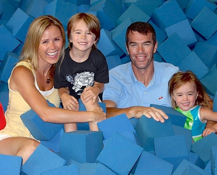 Trista Sutter beautiful family