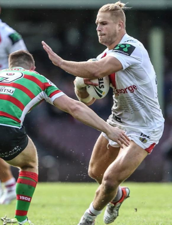Jack de Belin Rugby league rugby prop