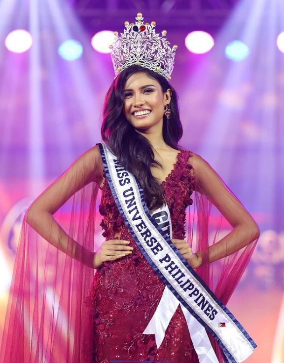 Miss Universe 2020 Rabiya Mateo