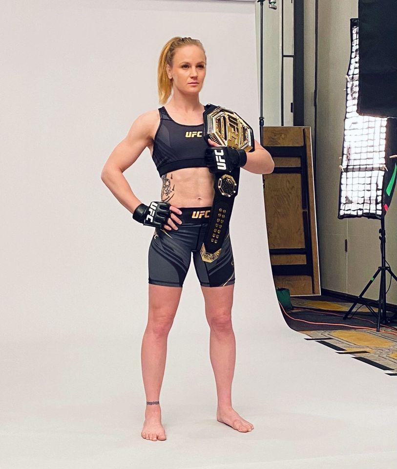 Antonina Shevchenko UFC 262