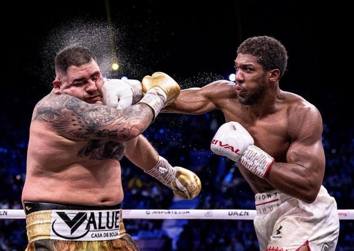 Anthony Joshua fight