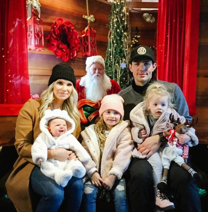 Carey Price family