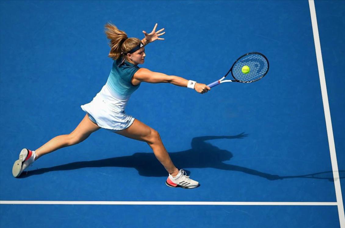 Karolina Muchova Czech Tennis Player