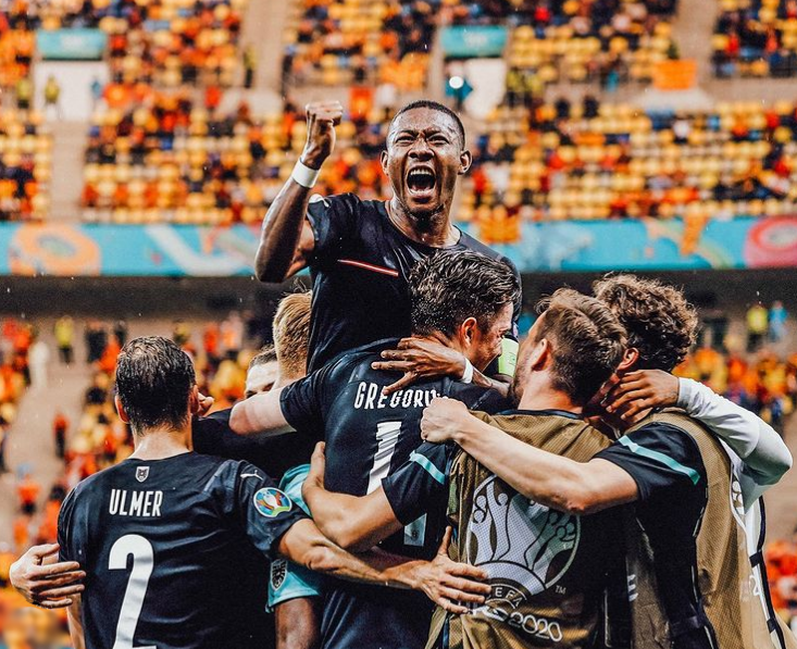 David Alaba Euro 2020