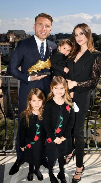 Ciro Immobile Family