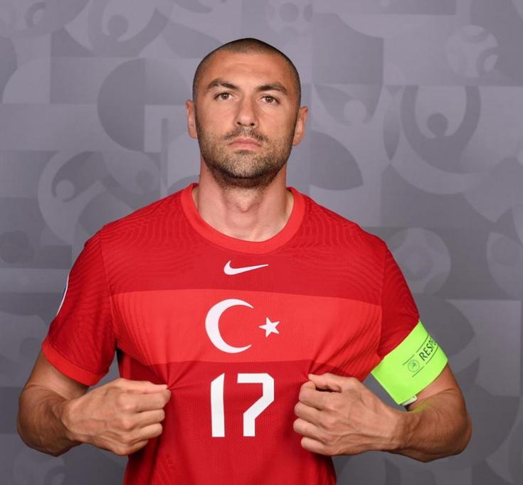 Burak Yılmaz Turkish Footballer