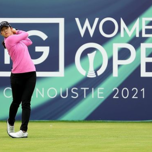Who is Golfer Andrea Lee?