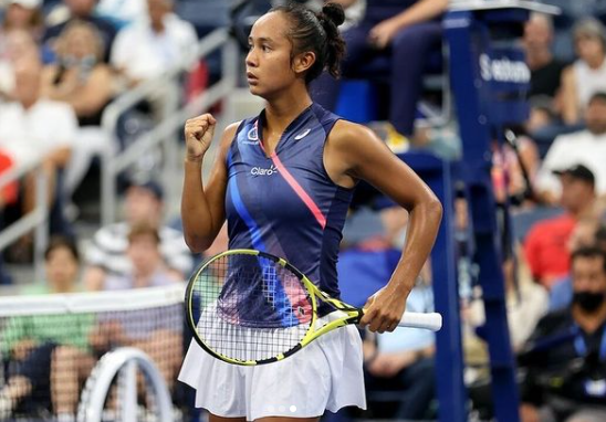 Leylah Annie Fernandez Tennis Player